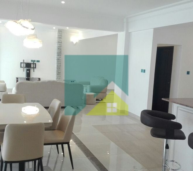 3 bedroom apartment for rent in Kololo-Kampala