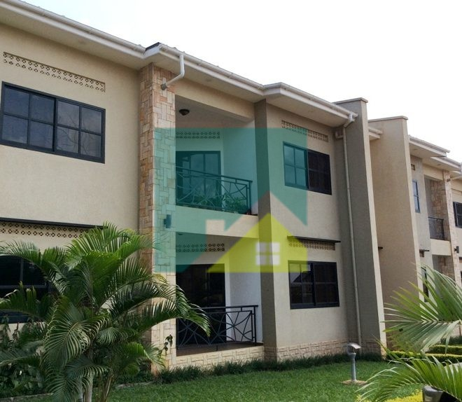 2 and 3 bedroom apartments for rent in Bunga-Kampala
