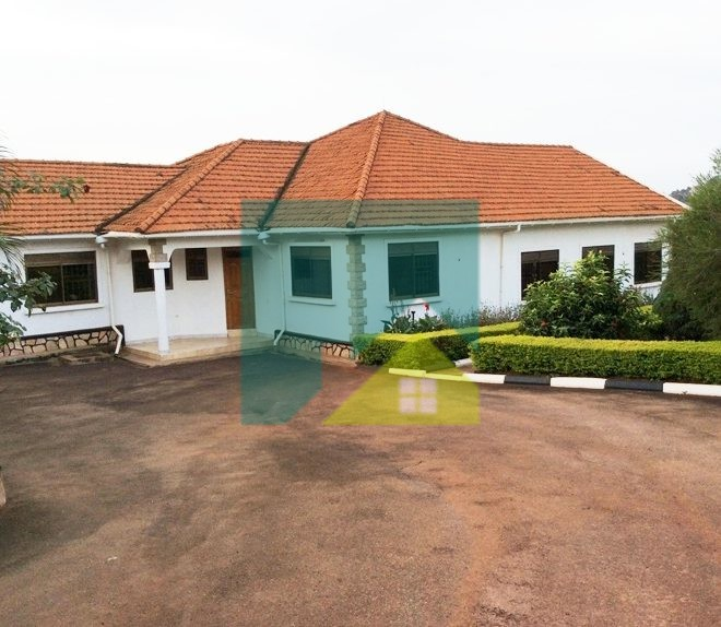 4 bedroom house for rent in Lubowa