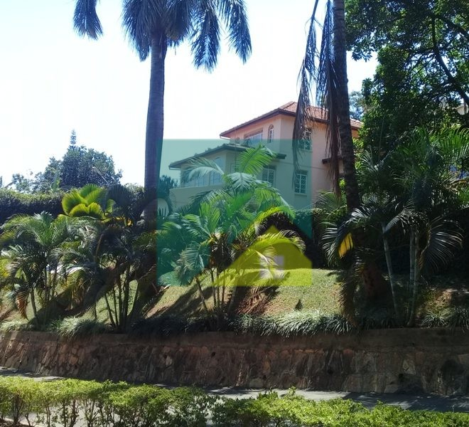 5 bedroom house for rent in Kololo-Kampala