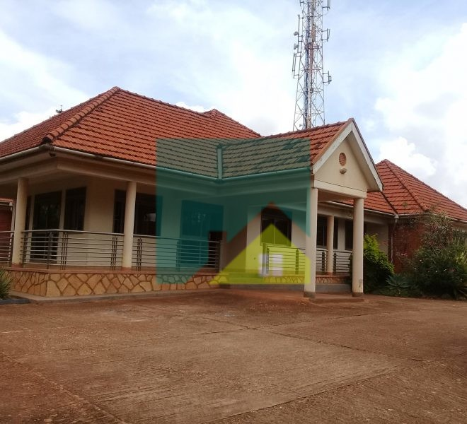 3 bedroomed house for sale in Ntinda-Kampala