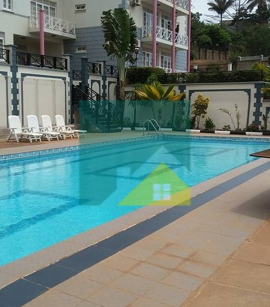 Furnished 1,2 &3 bedroomed Apartments for rent in Kololo- Kampala