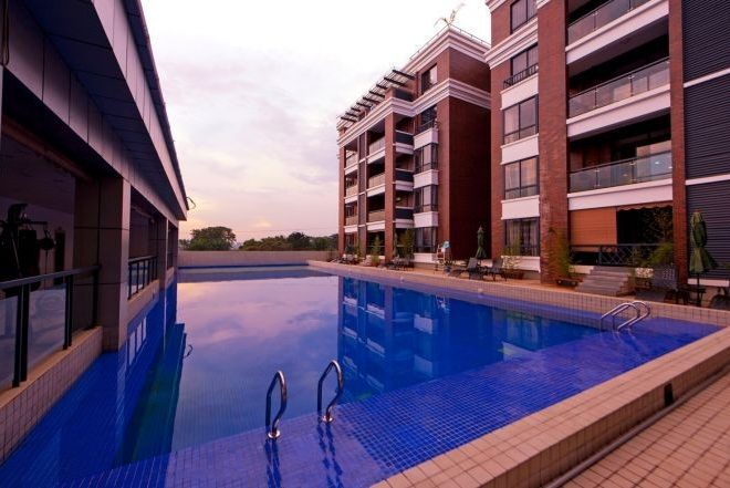 2 & 3 furnished apartments for rent in Kololo-Kampala