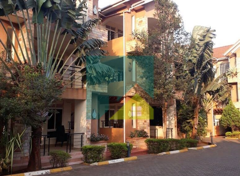 2& 3 furnished Apartments for rent in Kololo- Kampala
