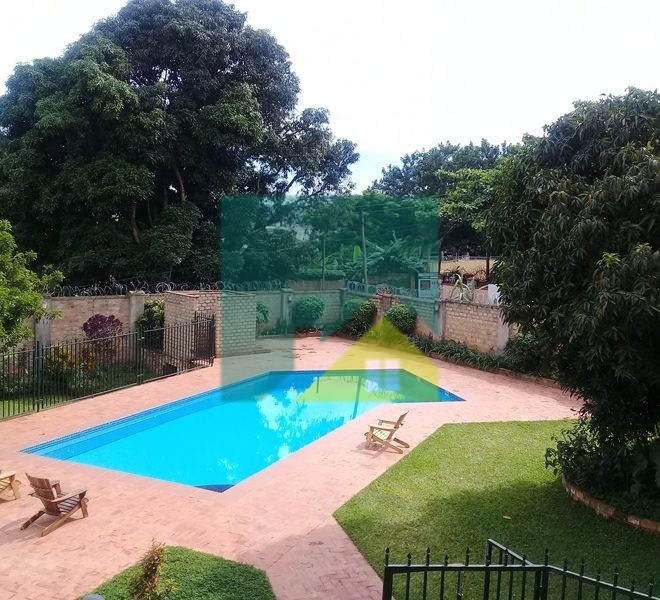 2 bedroom apartment for rent in Bugolobi-Kampala