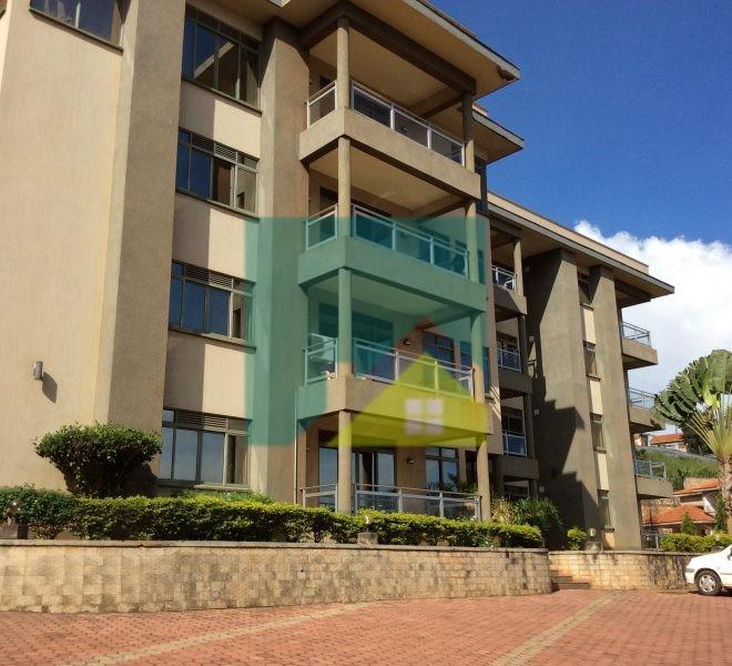 2 &3 bedroom apartments for rent in Naguru- Kampala