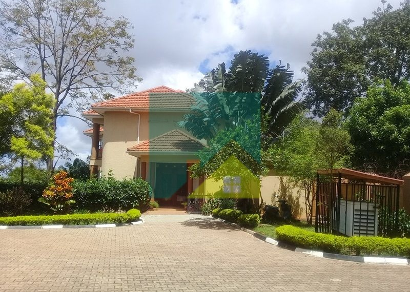 2 bedroom furnished apartment for rent in Kololo-Kampala